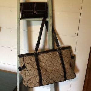 Nine West purse /wallet set